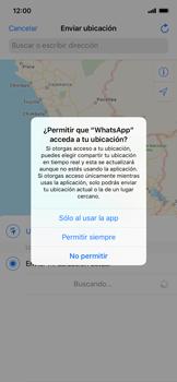 Usar WhatsApp - Apple iPhone XS Max - Passo 15