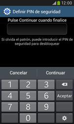 Desbloqueo del equipo por medio del patrón - Samsung Galaxy Trend Plus S7580 - Passo 13