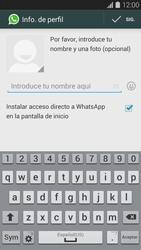 Configuración de Whatsapp - Samsung Galaxy S5 - G900F - Passo 8