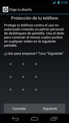 Desbloqueo del equipo por medio del patrón - Motorola RAZR HD  XT925 - Passo 7