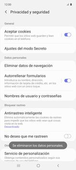 Limpieza de explorador - Samsung Galaxy A51 - Passo 12