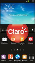 Bloqueo de la pantalla - Samsung Galaxy Zoom S4 - C105 - Passo 1