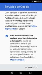 Configura tu correo electrónico - Huawei Cam Y6 II - Passo 15