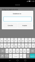 Configura el Internet - Huawei Ascend Mate 7 - Passo 23