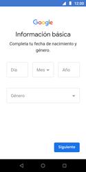 Crea una cuenta - Motorola Moto E5 Play - Passo 7
