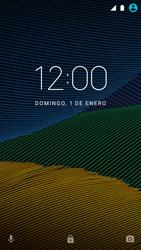 Bloqueo de la pantalla - Motorola Moto G5 - Passo 5