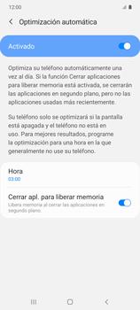 Cómo evitar la actividad no deseada de aplicaciones - Samsung Galaxy S10 Lite - Passo 7