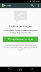 Configuración de Whatsapp - Sony Xperia Z2 D6503 - Passo 10