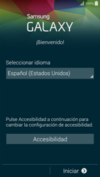 Activa el equipo - Samsung Galaxy Alpha - G850 - Passo 4