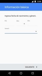 Crea una cuenta - Motorola Moto G5 - Passo 9