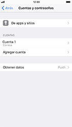 Configura tu correo electrónico - Apple iPhone 8 - Passo 26