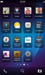 Configura el WiFi - BlackBerry Z10 - Passo 3