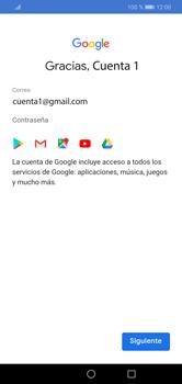 Crea una cuenta - Huawei Y7 2019 - Passo 16
