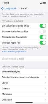 Limpieza de explorador - Apple iPhone XS - Passo 6