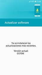 Actualiza el software del equipo - Samsung Galaxy J5 Prime - G570 - Passo 8