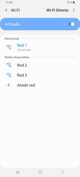 Configura el WiFi - Samsung Galaxy A80 - Passo 9