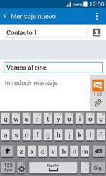 Envía fotos, videos y audio por mensaje de texto - Samsung Galaxy Core Prime - G360 - Passo 11