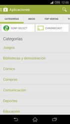Instala las aplicaciones - Sony Xperia Z2 D6503 - Passo 6