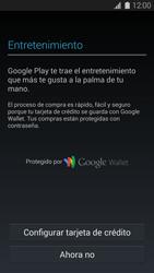 Crea una cuenta - Samsung Galaxy S5 - G900F - Passo 19