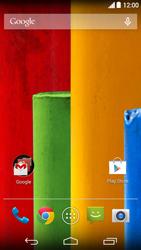 Configura el WiFi - Motorola Moto G - Passo 1
