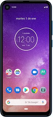 Motorola One Vision (Single SIM)