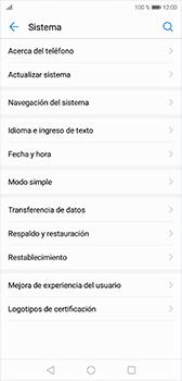 Actualiza el software del equipo - Huawei P20 - Passo 5