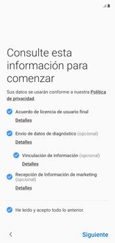 Activa el equipo - Samsung Galaxy Note 10 - Passo 6
