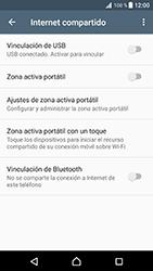 Comparte la conexión de datos con una PC - Sony Xperia XZ Premium - Passo 8