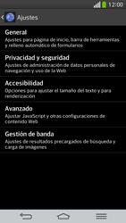 Configura el Internet - LG G Flex - Passo 22