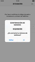 Configuración de Whatsapp - Apple iPhone 7 - Passo 9