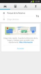 Uso de la navegación GPS - Samsung Galaxy Zoom S4 - C105 - Passo 7