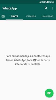 Configuración de Whatsapp - Samsung Galaxy J7 Prime - Passo 14
