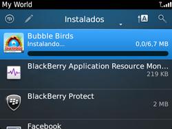 Instala las aplicaciones - BlackBerry Bold 9720 - Passo 24