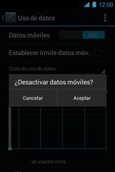 Desactiva tu conexión de datos - Motorola RAZR D1 XT914 - Passo 5