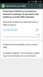 Configuración de Whatsapp - Samsung Galaxy S6 - G920 - Passo 11