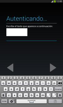 Crea una cuenta - Samsung Galaxy Tab 3 7.0 - Passo 18