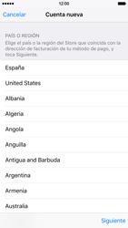 Crea una cuenta - Apple iPhone 6s - Passo 8