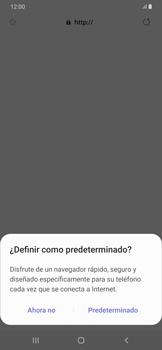 Configura el Internet - Samsung Galaxy A50 - Passo 22