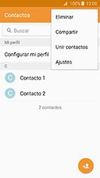¿Tu equipo puede copiar contactos a la SIM card? - Samsung Galaxy J3 - J320 - Passo 5