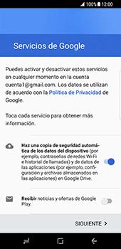 Crea una cuenta - Samsung Galaxy S8 - Passo 16