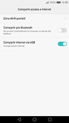 Comparte la conexión de datos con una PC - Huawei P9 Lite Venus - Passo 8