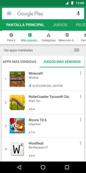 Instala las aplicaciones - Motorola Moto E5 - Passo 10