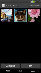 Envía fotos, videos y audio por mensaje de texto - LG G Flex - Passo 18