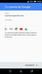 Crea una cuenta - HTC One A9 - Passo 14