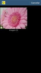 Envía fotos, videos y audio por mensaje de texto - Samsung Galaxy Zoom S4 - C105 - Passo 16