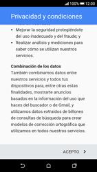 Crea una cuenta - HTC Desire 626s - Passo 13