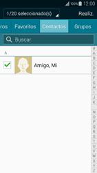 Envía fotos, videos y audio por mensaje de texto - Samsung Galaxy A3 - A300M - Passo 8
