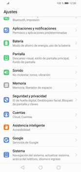 Actualiza el software del equipo - Huawei Y7 2019 - Passo 4