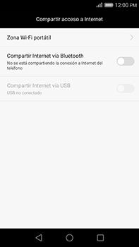 Comparte la conexión de datos con una PC - Huawei G8 Rio - Passo 5