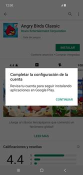 Instala las aplicaciones - Samsung S10+ - Passo 17